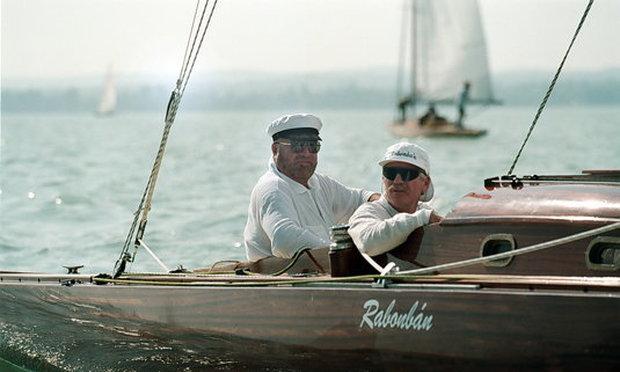 Bujtor István és a Rabonbán