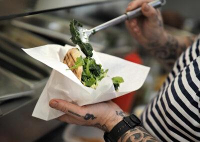 pulled pork grillszendvics by Lokodi
